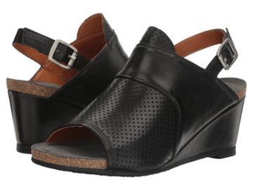 Taos Footwear Cavalier (black) Women's  Shoes