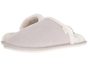 Reef Cozy Slipper (light Grey) Women's Slippers