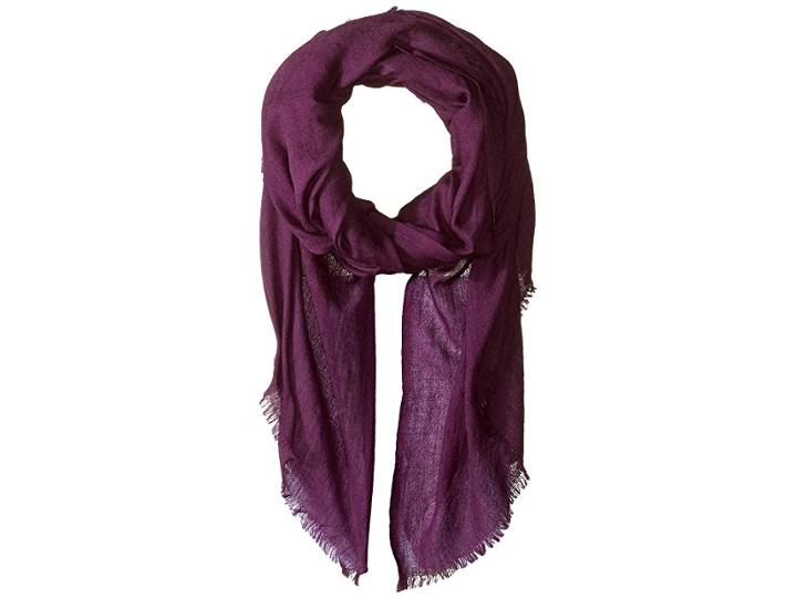 Love Quotes Travel Weight Cashmere Wrap Scarf (crush) Scarves