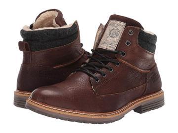 Bullboxer Jetlin (cognac) Men's Shoes