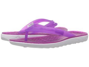 Sperry Kids Jellyfish Emma (little Kid/big Kid) (berry) Girl's Shoes