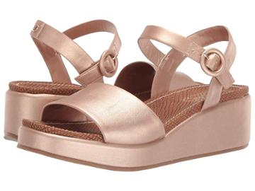 Circus By Sam Edelman Sarah (blush Gold New Raw Edge) Women's Shoes