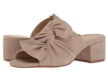 Chinese Laundry Marlowe Sandal (grey Kid Suede) Women's Shoes