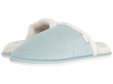 Reef Cozy Slipper (aqua) Women's Slippers