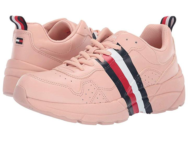 Tommy Hilfiger Envoy (blush) Women's Shoes