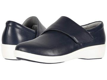 Alegria Qin (navy Butter) Women's  Shoes