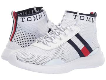 Tommy Hilfiger Cabello (white) Women's Shoes