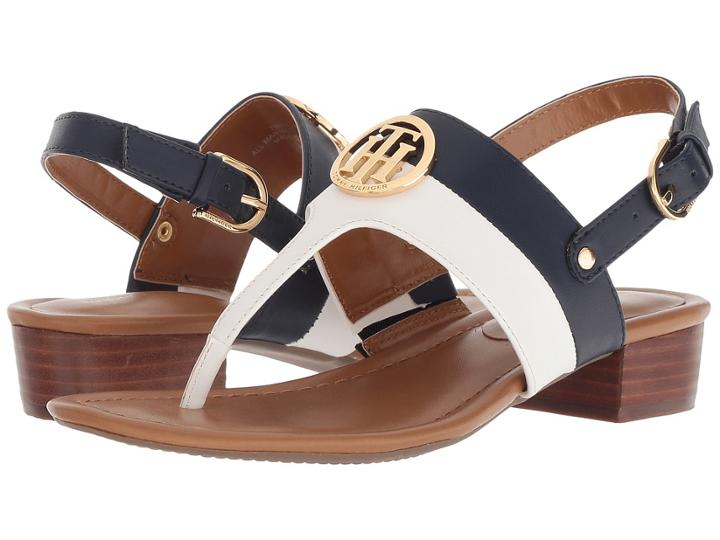 Tommy Hilfiger Kalisan (navy) Women's Shoes