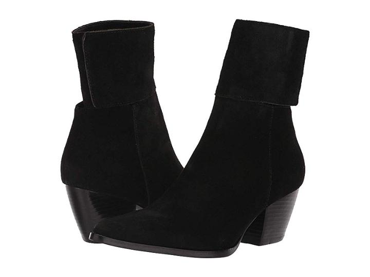Matisse Good Company Boot (black Suede) Women's Boots