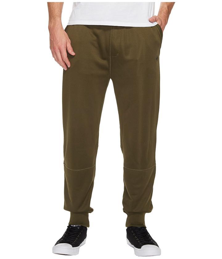 Converse Hybrid Jogger (olive) Men's Casual Pants