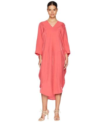 Vivienne Westwood Long Musa Dress (fuchsia) Women's Dress