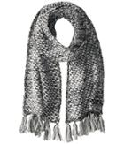 Roxy The Shoppeause Scarf (anthracite) Scarves
