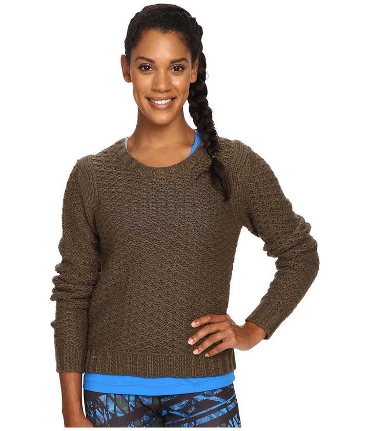 Lole January Sweater (khaki) Women's Sweater