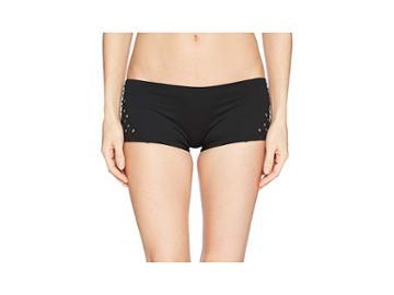 La Perla Onyx Collection Shorty (black/nude) Women's Swimwear