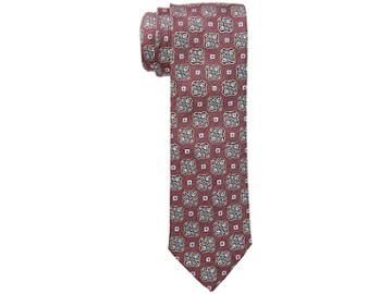 Eton Medallion Tie (red) Ties