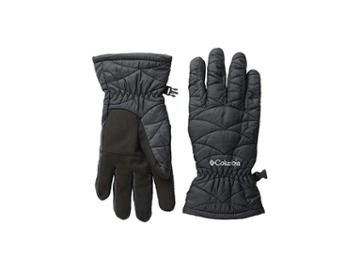 Columbia Mighty Litetm Glove (black) Extreme Cold Weather Gloves