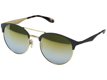 Ray-ban 0rb3545 54mm (gold/gold Gradient) Fashion Sunglasses