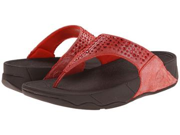 Fitflop Novy (flame) Women's Sandals