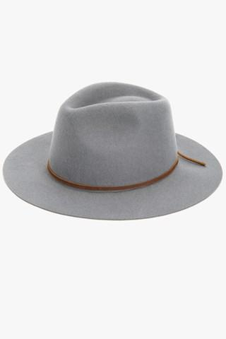 7 For All Mankind The Wesley Fedora In Light Grey