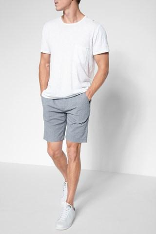 7 For All Mankind Chambray Short