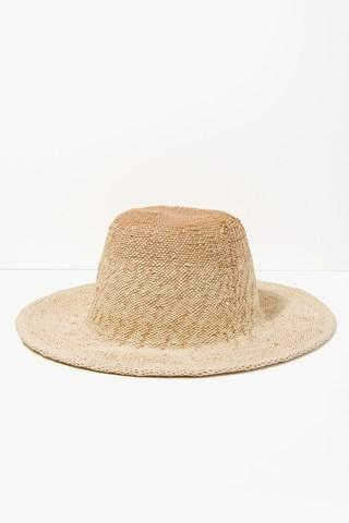 7 For All Mankind Wasson Hat In Tan