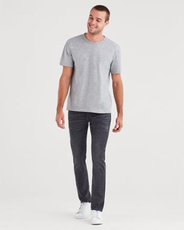 7 For All Mankind Paxtyn Skinny With Clean Pocket In Archangel