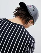 Mitchell & Ness Flashback 110 Baseball Cap - Gray