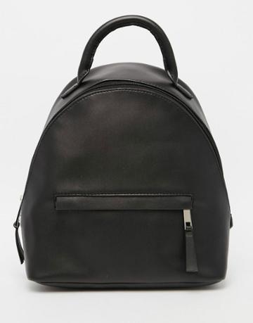 Asos Mini Backpack - Black