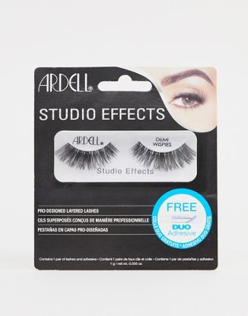 Ardell Lashes Studio Effects Demi Wispies - Black