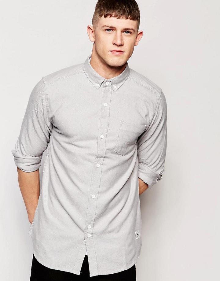 Bellfield Dunes Shirt - Gray
