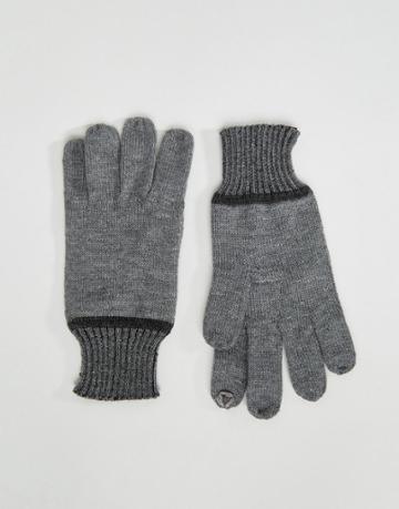 Esprit Gloves - Gray