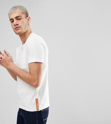 Nudie Jeans Co Kurt Worker T-shirt In Off White - White