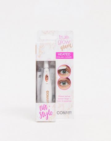 Conair Glam True Glow Heated Eyelash Curler-no Color