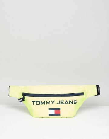 Tommy Jeans 90s Capsule 5.0 Sailing Fanny Pack - Yellow