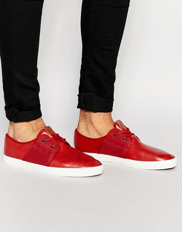 Aldo Hairenda Sneakers - Red