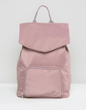 Asos Lifestyle Backpack - Pink