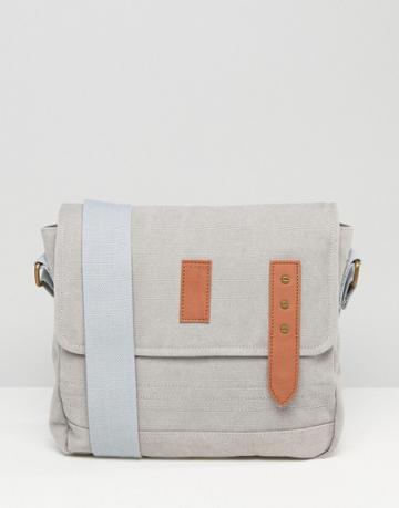 Esprit Messenger Bag - Gray