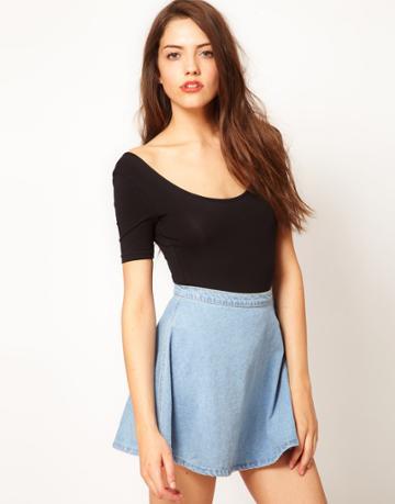 American Apparel Short Sleeved Body