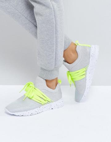 Asos Decade Sneakers - Gray