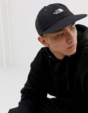 The North Face Throwback Tech Cap In Black - Black