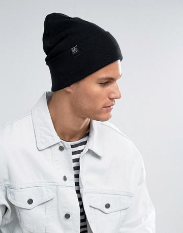 Jack & Jones Jack Beanie - Black