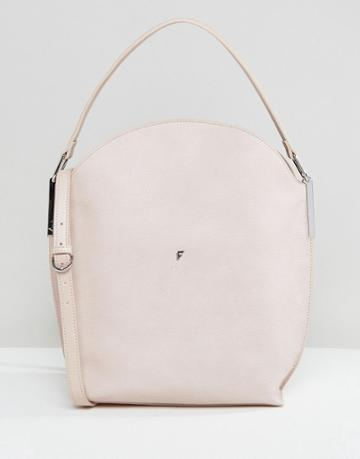 Fiorelli Hobo Slouch Cross Body Bag In Blush - Pink