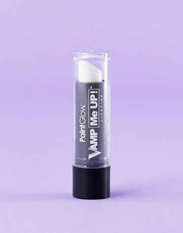Paintglow Vamp Me Up Lipstick - White - White