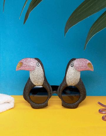 Talking Tables Toucan Sunglasses - Multi