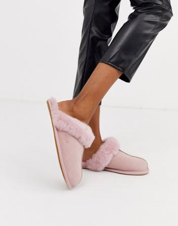 Ugg Scuffette Ii Pink Slippers