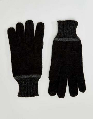 Esprit Gloves - Black