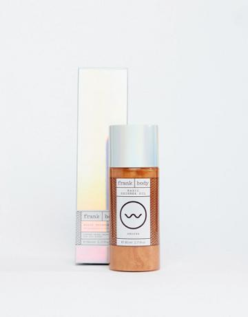 Frank Body Magic Shimmer Oil - Clear