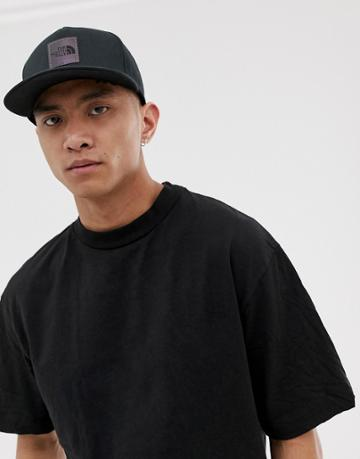 The North Face Street Ball Cap In Black - Black