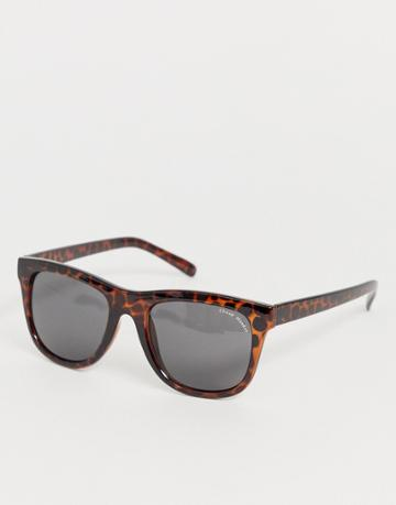 Cheap Monday Timeless Square Frame Sunglasses-brown