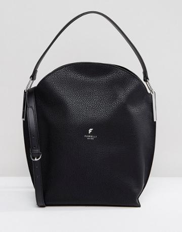 Fiorelli Hobo Slouch Cross Body Bag In Black - Black